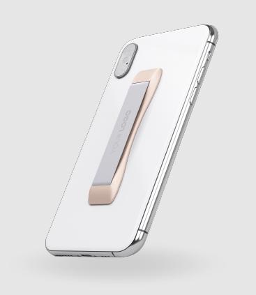 Smartphone-Griff rosé