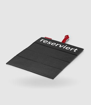 sitzunterlage komplett individuell bedruckbar praktisch für unterwegs rgp team werbemittel berlin