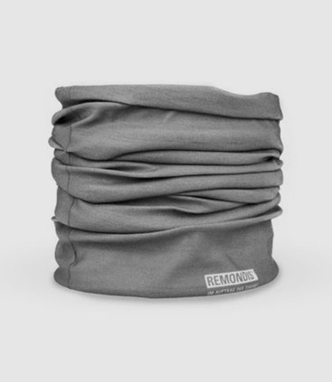 bedrucktes multifunktionales Schlauchtuch aus Polyester