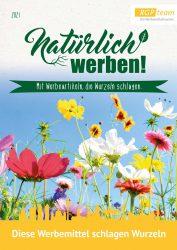 Bestsellerkatalog natürliche Werbemittel Umwelt Berlin RGP Team