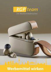 Bestsellerkatalog Werbemittel Berlin RGP Team