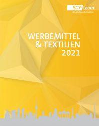 Bestsellerkatalog Werbemittel und Texttilien Berlin RGP Team