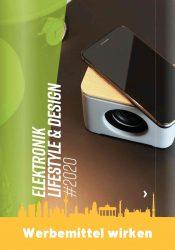 Titelblatt vom Elektronik Katalog